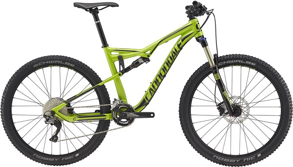 "Image of Cannondale Habit 5 27.5""  Mountain Bike 2017 - Full Suspension MTB"
