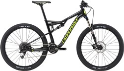 "Cannondale Habit 6 27.5""  Mountain Bike 2017 - Full Suspension MTB"