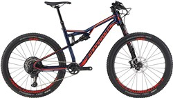 "Cannondale Habit Carbon 1 27.5""  Mountain Bike 2017 - Full Suspension MTB"