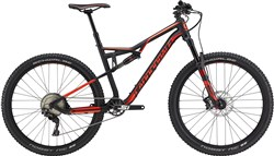 "Cannondale Habit Carbon 3 27.5""  Mountain Bike 2017 - Full Suspension MTB"