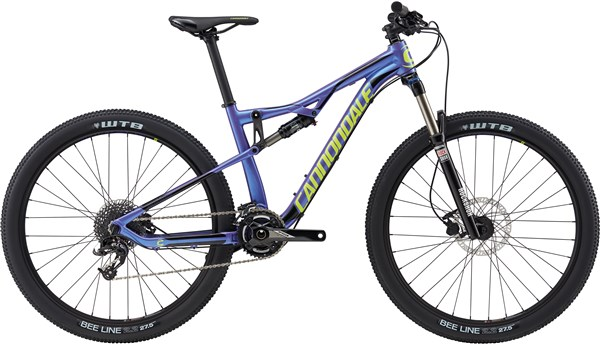 "Cannondale Habit Womens 3 27.5""  Mountain Bike 2017 - Trail Full Suspension MTB"