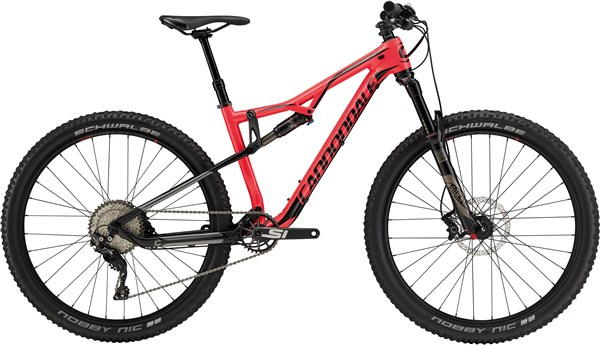 "Image of Cannondale Habit Womens Carbon 2 27.5""  Mountain Bike 2017 - Full Suspension MTB"