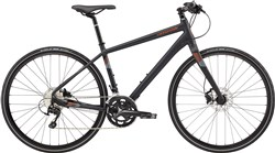 Cannondale Quick 1 Disc 2017 - Hybrid Sports Bike