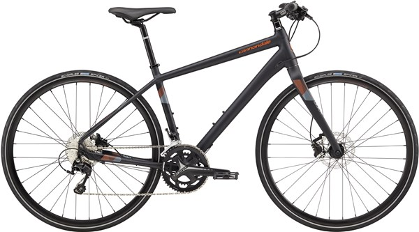 Image of Cannondale Quick 1 Disc 2017 - Hybrid Sports Bike