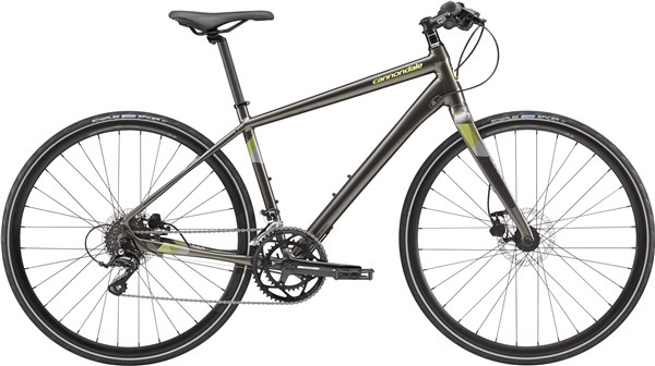 Cannondale Quick 3 Disc 2018 - Hybrid Sports Bike