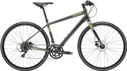 Cannondale Quick 3 Disc 2017 - Hybrid Sports Bike