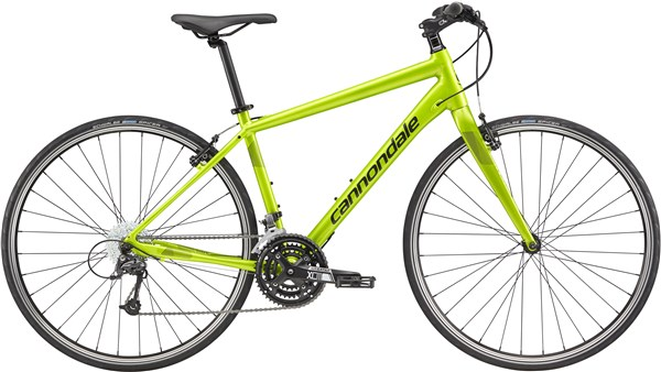 Image of Cannondale Quick 4 2017 - Hybrid Sports Bike