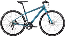 Cannondale Quick 1 Disc Womens 2017 - Hybrid Sports Bike