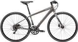 Cannondale Quick 3 Disc Womens 2017 - Hybrid Sports Bike