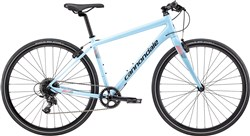 Product image for Cannondale Quick 2 Womens 2017 - Hybrid Sports Bike