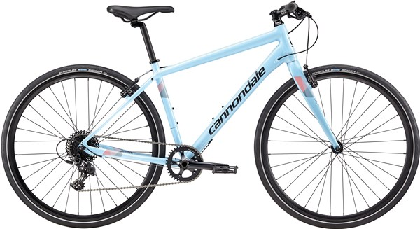 Image of Cannondale Quick 2 Womens 2017 - Hybrid Sports Bike