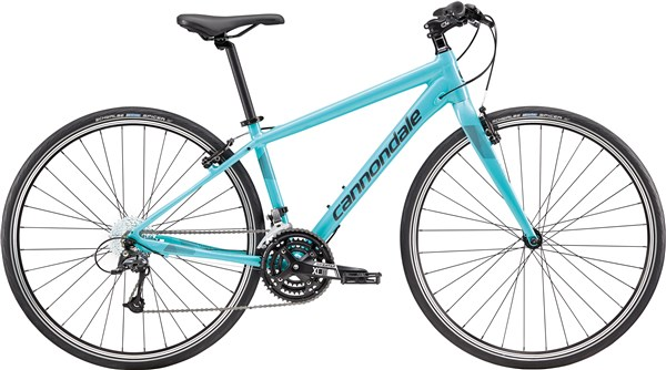 Cannondale Quick 4 Womens 2017 - Hybrid Sports Bike
