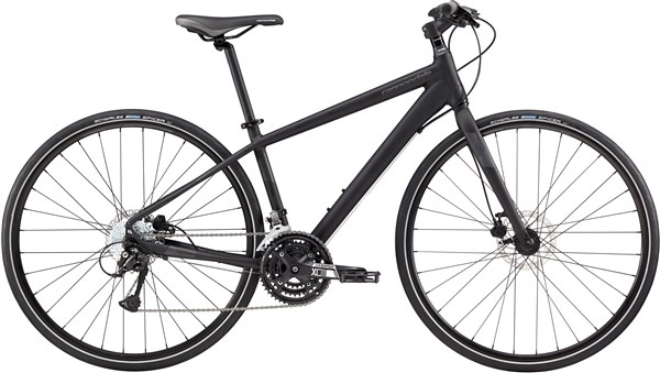 Cannondale Quick 5 Disc Womens 2017 - Hybrid Sports Bike