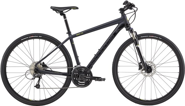 Cannondale Quick CX 3 2017 - Hybrid Sports Bike