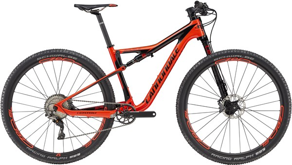 Image of Cannondale Scalpel-Si Carbon 1 Mountain Bike 2017 - Full Suspension MTB