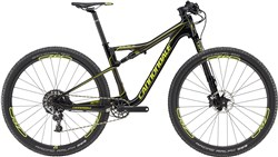 Cannondale Scalpel-Si Carbon 2 Mountain Bike 2017 - Full Suspension MTB