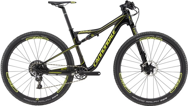 Image of Cannondale Scalpel-Si Carbon 2 Mountain Bike 2017 - Full Suspension MTB