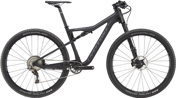 Image of Cannondale Scalpel-Si Carbon 3 Mountain Bike 2017 - Full Suspension MTB