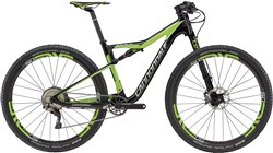 Cannondale Scalpel-Si Race Mountain Bike 2017 - XC Full Suspension MTB