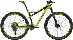 Cannondale Scalpel-Si Team 29er  Mountain Bike 2017 - Full Suspension MTB