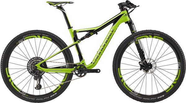 Image of Cannondale Scalpel-Si Team 29er  Mountain Bike 2017 - Full Suspension MTB