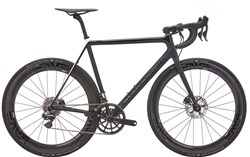 Cannondale SuperSix EVO Hi-Mod Disc Black Inc. 2017 - Road Bike
