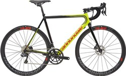 Product image for Cannondale SuperSix EVO Hi-MOD Disc Ultegra Di2 2017 - Road Bike