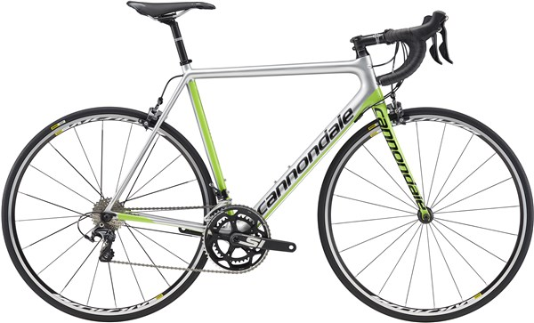Cannondale SuperSix EVO Ultegra 2017 - Road Bike