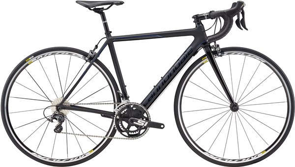 Image of Cannondale SuperSix EVO Carbon Womens Ultegra 2017 - Road Bike