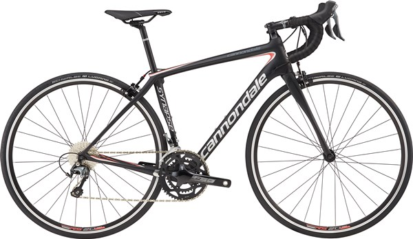 Image of Cannondale Synapse Carbon Womens Tiagra 2017 - Road Bike