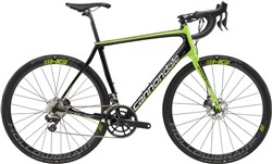 Cannondale Synapse Hi-MOD Disc Team 2017 - Road Bike