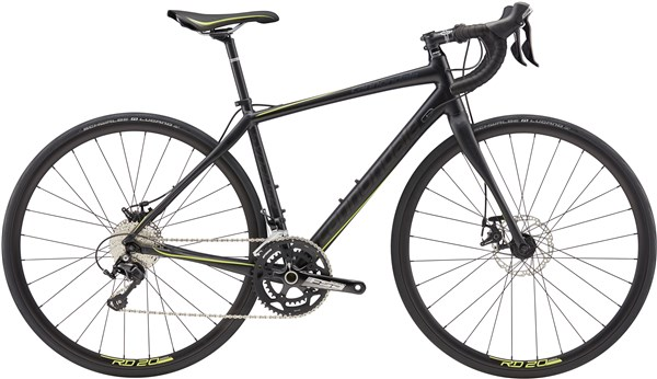Cannondale Synapse Womens Disc 105 2017 - Road Bike