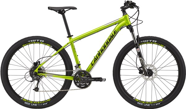 "Cannondale Trail 4 27.5""  Mountain Bike 2017 - Hardtail MTB"
