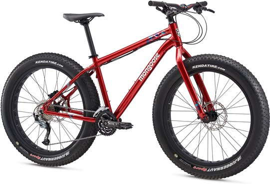 "Image of Mongoose Argus Sport 26"" Mountain Bike 2017 - Fat bike"