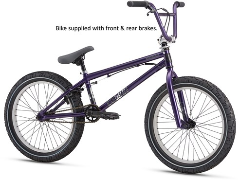 Image of Mongoose Legion L40 20w 2017 - BMX Bike