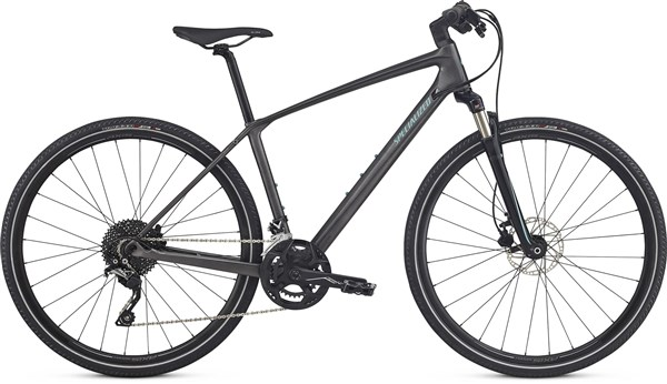 Image of Specialized Ariel Elite Carbon Womens  700c  2017 - Hybrid Sports Bike
