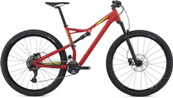 Specialized Camber Comp 29er Mountain Bike 2017 - Full Suspension MTB