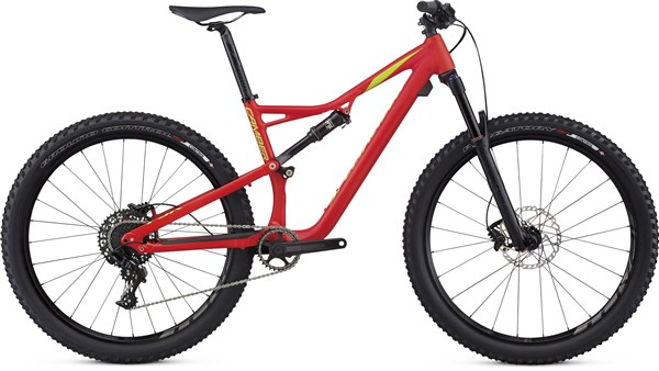 "Image of Specialized Camber Comp 27.5""  Mountain Bike 2017 - Full Suspension MTB"