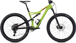 "Specialized Camber Comp Carbon 27.5""  Mountain Bike 2017 - Full Suspension MTB"