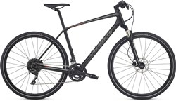 Specialized Crosstrail Elite Carbon 700c  2017 - Hybrid Sports Bike