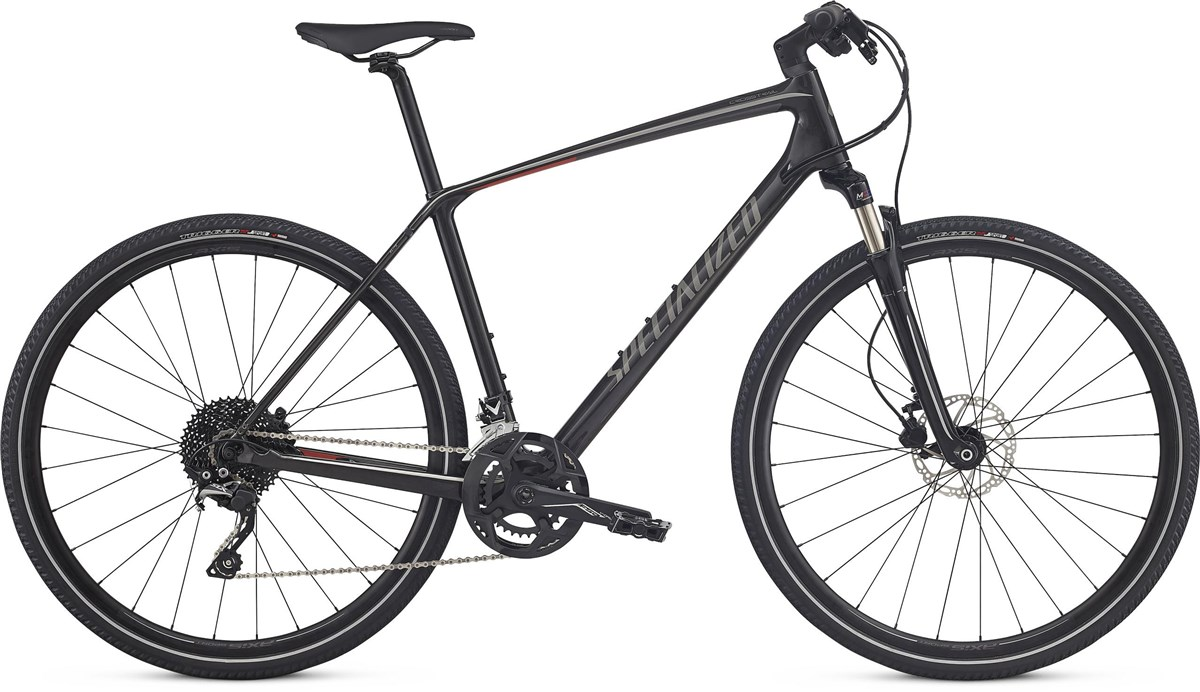 Specialized Crosstrail Elite Carbon 700c 2017