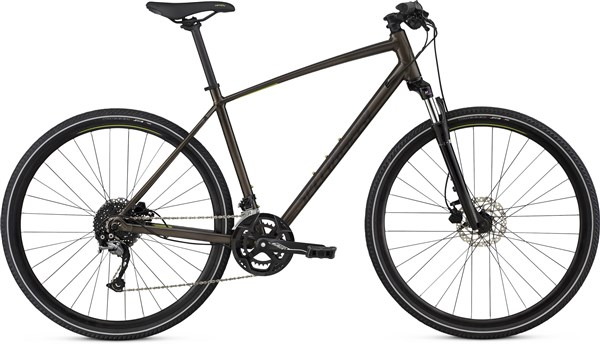 Specialized Crosstrail Sport 2018 Main Side Shot
