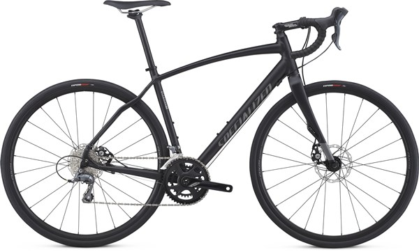 Image of Specialized Diverge A1 CEN  700c 2017 - Road Bike