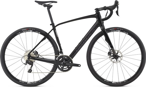 Image of Specialized Diverge Comp CEN  700c 2017 - Road Bike