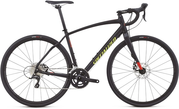 Image of Specialized Diverge Sport A1 CEN  700c 2017 - Road Bike