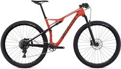 Specialized Epic FSR Expert Carbon World Cup 29er Mountain Bike 2017 - Full Suspension MTB
