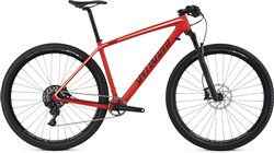 Specialized Epic Hardtail Expert Carbon World Cup 29er Mountain Bike 2017 - Hardtail MTB