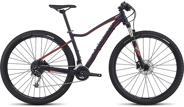 Image of Specialized Jett Comp Womens 29er  Mountain Bike 2017 - Hardtail MTB