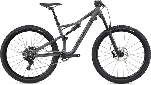 "Specialized Rhyme Comp Womens 27.5""  Mountain Bike 2017 - Full Suspension MTB"