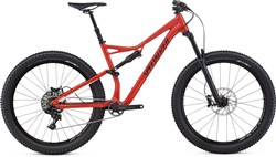 "Product image for Specialized Stumpjumper FSR Comp 6Fattie 27.5"" Mountain Bike 2017 - Full Suspension MTB"